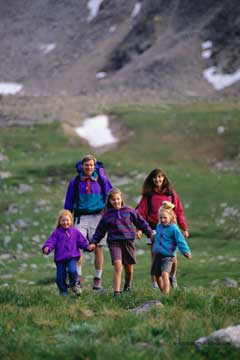 Hikers; Size=180 pixels wide